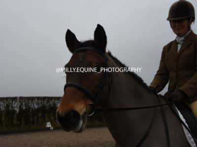 29.01.17 Ali Byrne Equine Backrub sponsored unaffiliated first half
